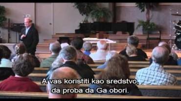 Isusov susret sa neprijateljem – Bill Liversidge