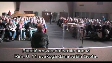 Isusov susret sa udovicom kod Naina 1 – Bill Liversidge