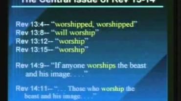 11 Kako koristiti Stari Zavet, Subota u Otkrivenju Jon Paulien