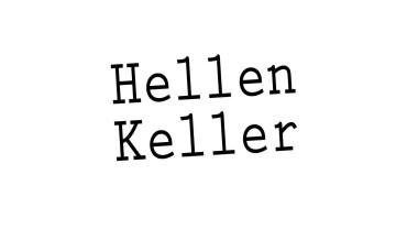 Hellen Keller – Putokaz – Frederik Miler