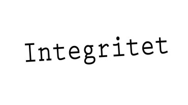 Integritet – Putokaz – Frederik Miler