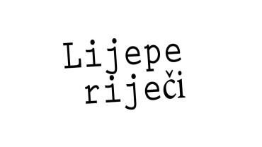 Lijepe riječi – Putokaz – Frederik Miler