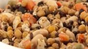Salata od slanutka, boba i azuki graha – Hranom do zdravlja – Mira Materić