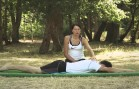 Strijela – leđa – Vježbe rehabilitacije