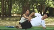 Vježba izdržljivosti na boku – Vježbe rehabilitacije