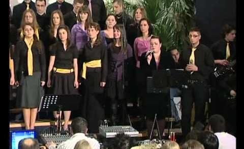 Bog velik je – koncert Marie Lajić i prijatelji, Novi Sad