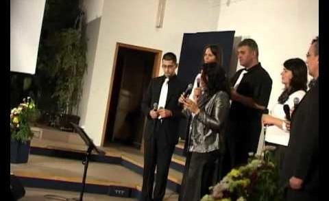 Pored tebe Isus je – koncert Marie Lajić i prijatelji, Novi Sad